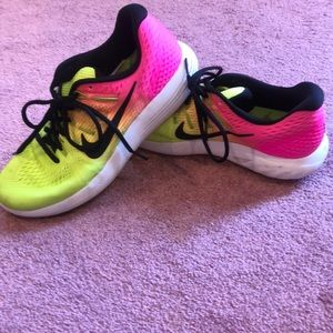 d7cf1fd166dd1 Nike Shoes - Neon nike running shoes